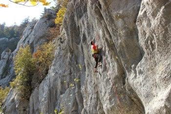 New Rock Climbing Site